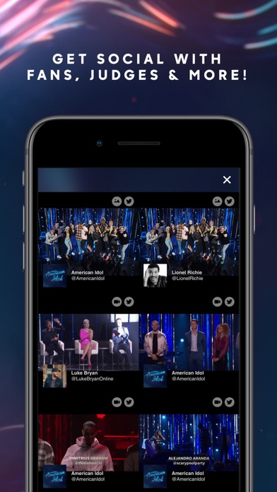download American Idol apps 0