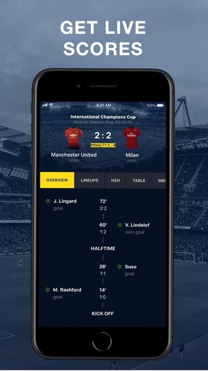 Pitch Football News & Scores screenshot-3