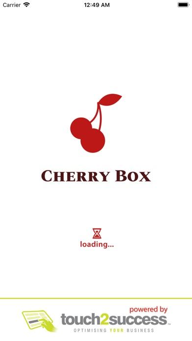 Cherry Box Pizza