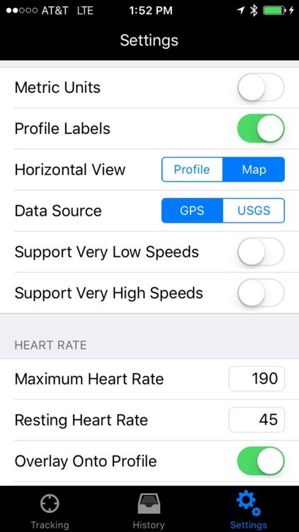 Elevation Tracker screenshot-4