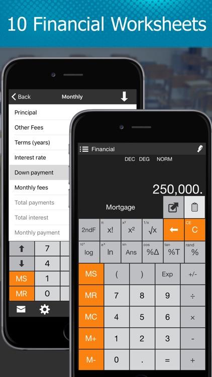 Calc Pro - The Top Calculator