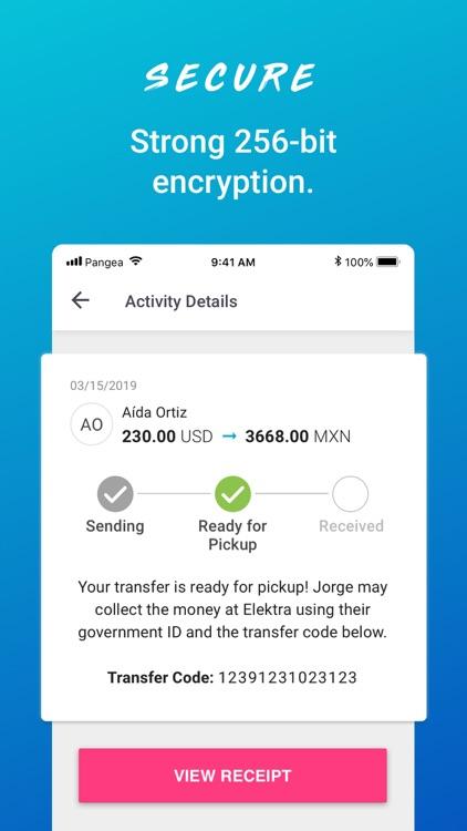 Pangea Money Transfer screenshot-4