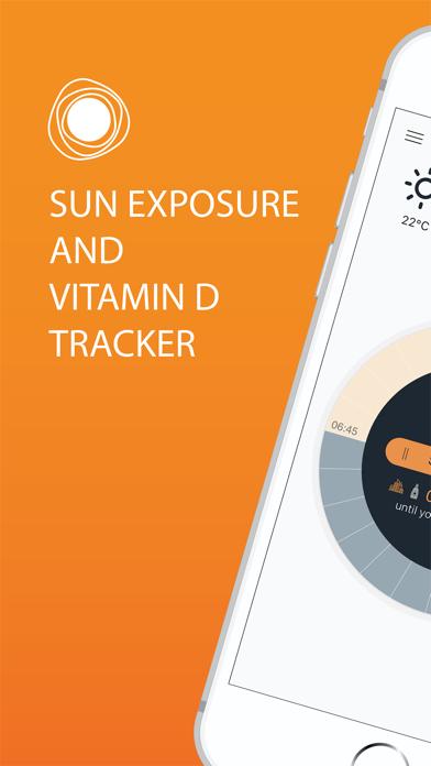 QSun - Vitamin D & UV Tracker screenshot