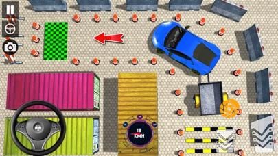 駐車場:トレーラー挑戦ドライビングスクールのテストライセンスのおすすめ画像6