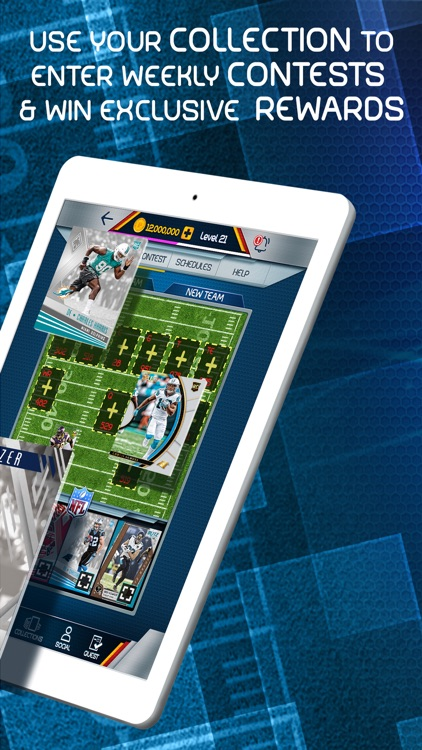 NFL Blitz - Trading Card Games screenshot-2