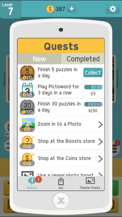 Pictoword (No Ads) free Coins hack