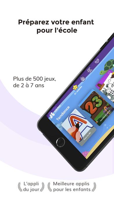 Screenshot #1 pour Papumba:Jeux enfants 2 à 7 ans