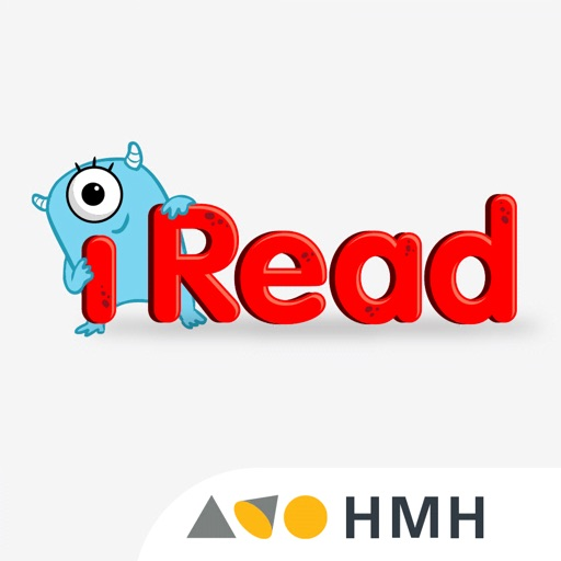 HMH iRead for Schools icon