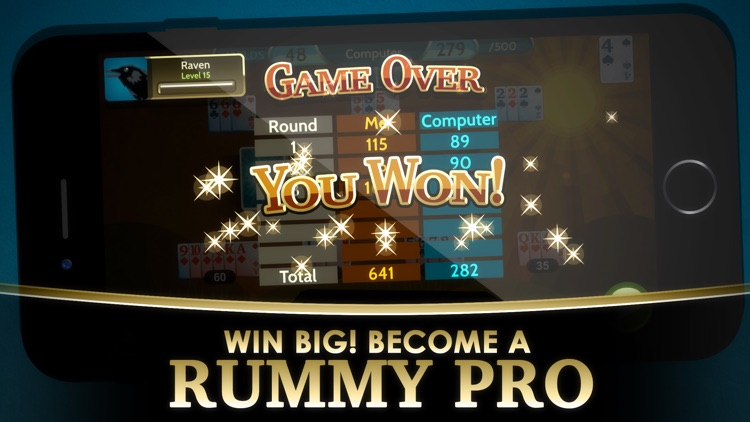 Rummy 500 screenshot-4