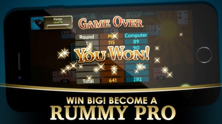 Rummy 500 screenshot-4