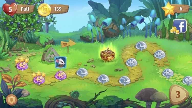 Strongblade: Match 3 Game screenshot-6