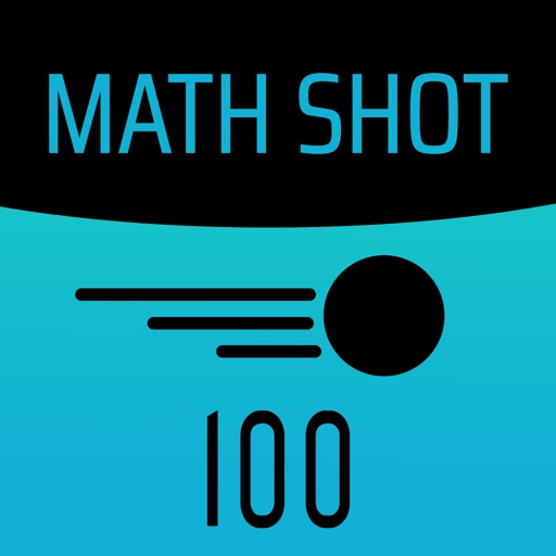 Math Shot Add and Subtract 100