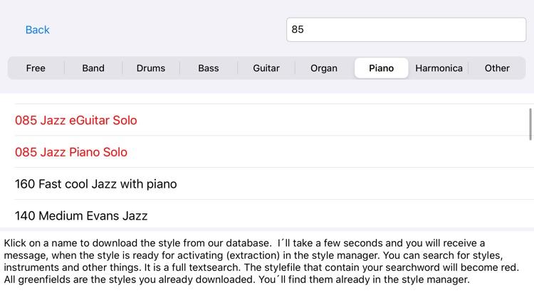 Jazz Song Creator Pro screenshot-4