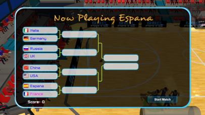 Slam & Dunk Basketball screenshot 4
