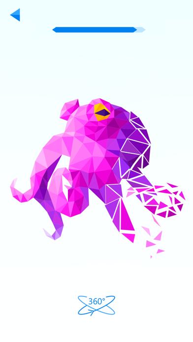 Poly Puzzles 3D screenshot 2