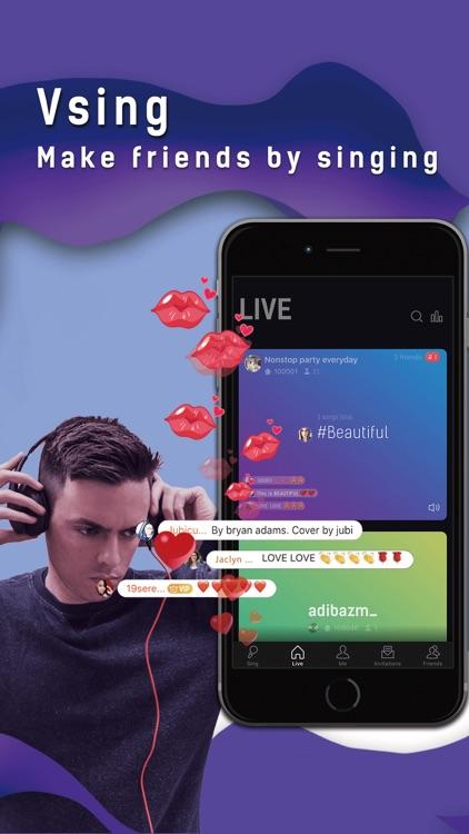 Sing(Vsing): Singing Apps screenshot-4