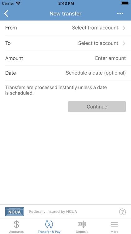 SAFENET Mobile Banking screenshot-4