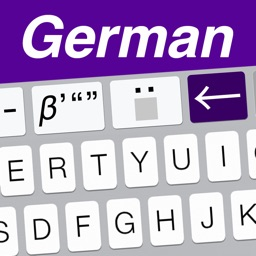 Easy Mailer German Keyboard