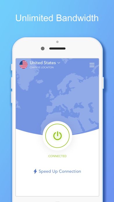 VPN 360 - Unlimited VPN Proxy Screenshot