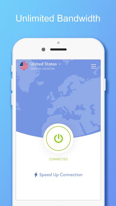 VPN 360 - Unlimited VPN Proxy app image