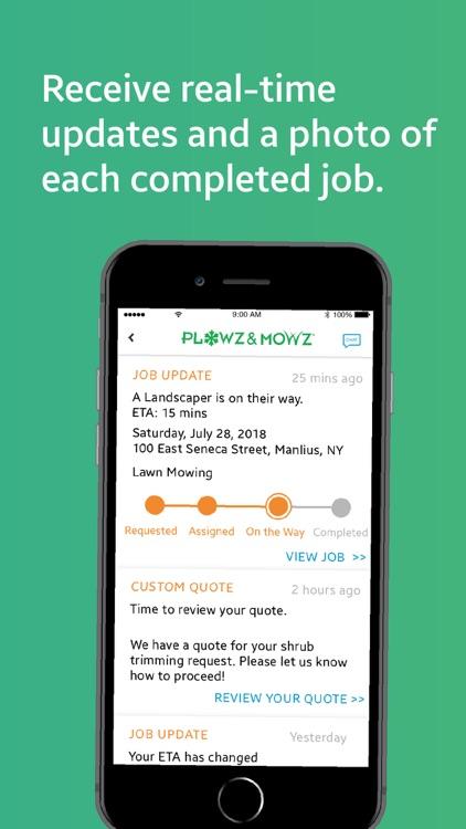 Plowz & Mowz: Landscaping App screenshot-6