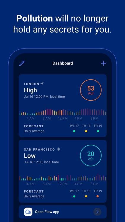Plume Labs: Air Quality App screenshot-4