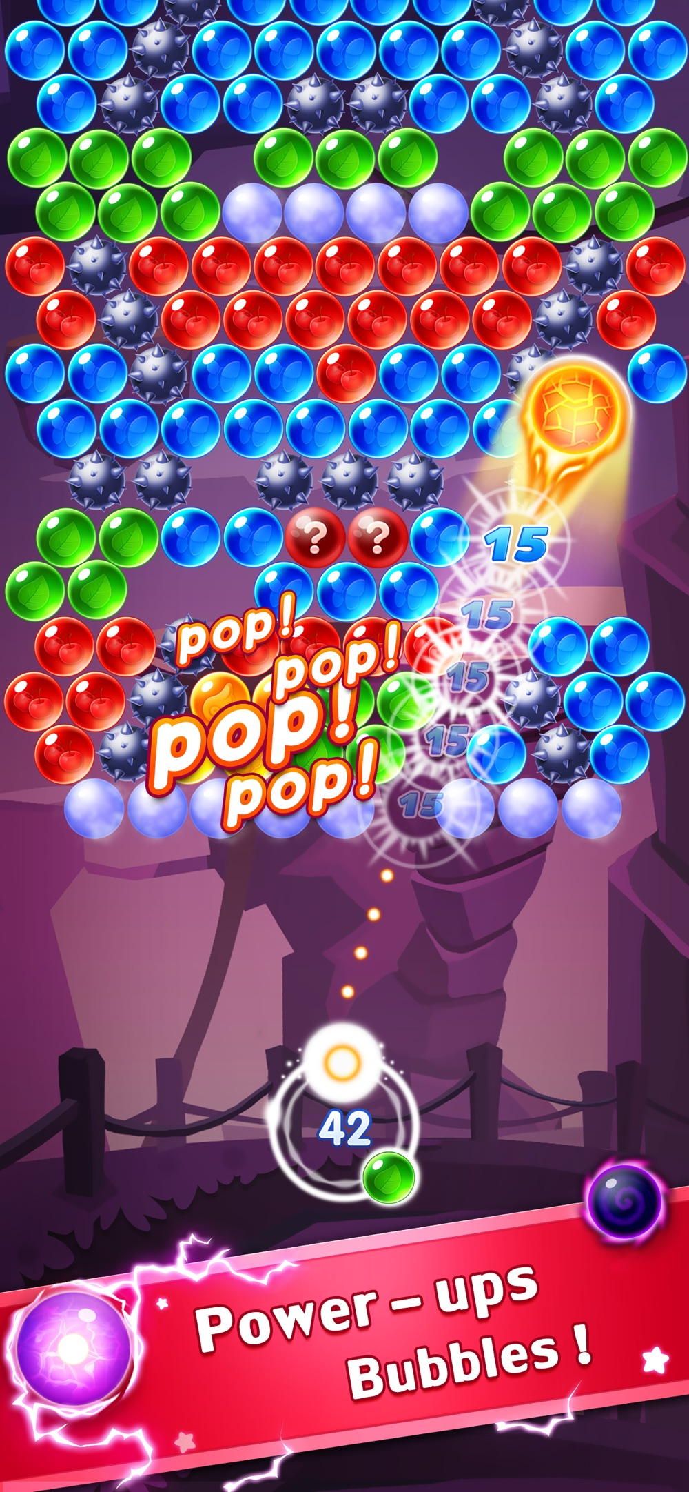 Bubble Shooter Genies hack tool