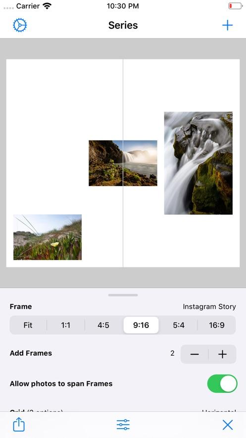 Series – Photo Collage Maker App 截图