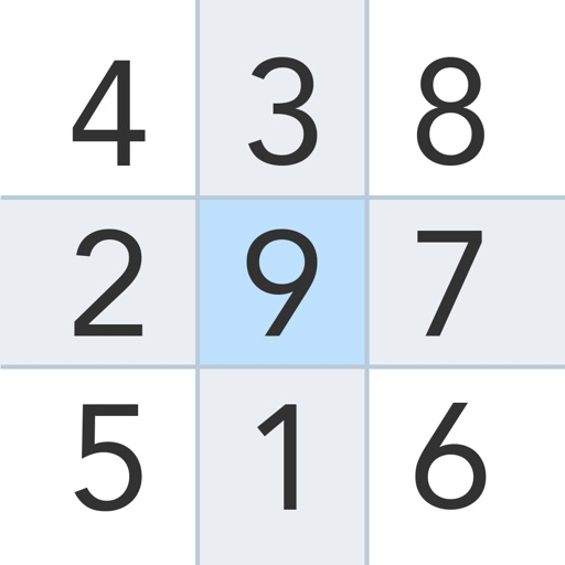 Sudoku ▦ icon