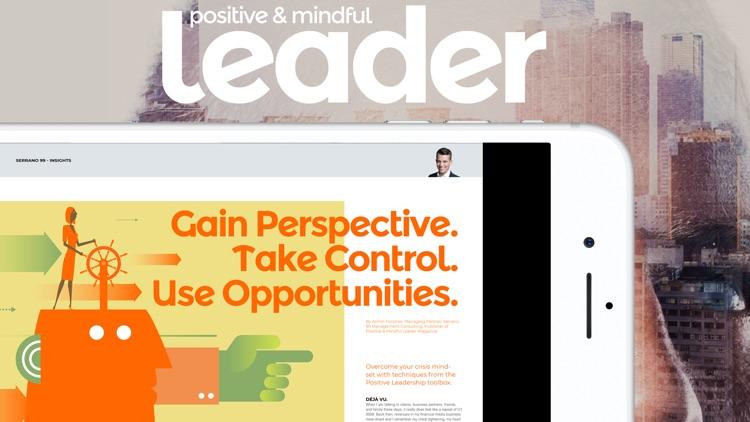 positive & mindful leader screenshot-4