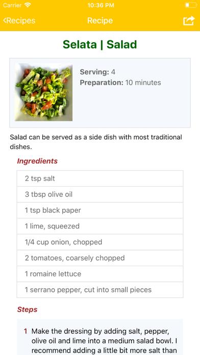 Habesha FoodScreenshot of 3