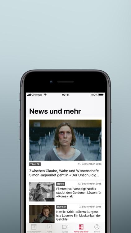 Cineman – Kinoprogramm & Filme screenshot-5