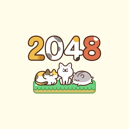 2048CatWalking