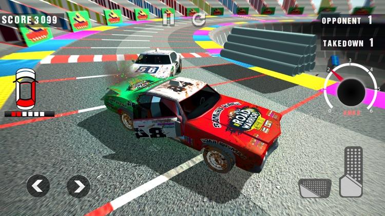 Demolition Derby Real Crash 3D