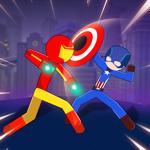 Super Stickman Heroes Warriors на пк