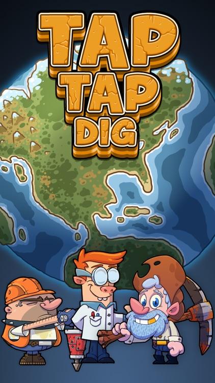 Tap Tap Dig - Idle Clicker screenshot-0