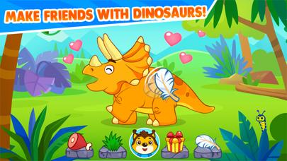 恐竜 ! 子供向けゲームのおすすめ画像4