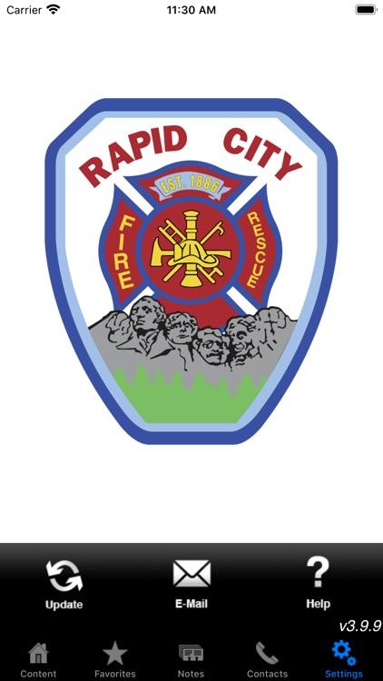 Rapid City Fire Department
