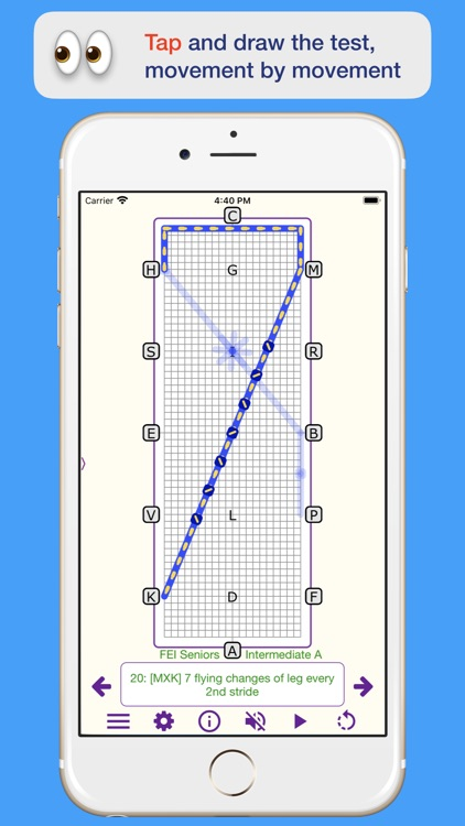 TestPro: FEI Dressage Tests screenshot-4