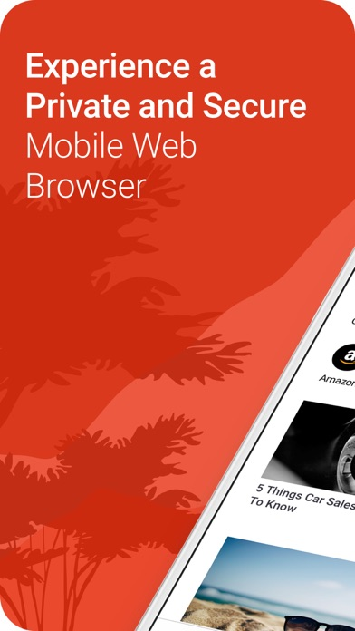Kode Browser - Fast & Privateのおすすめ画像1