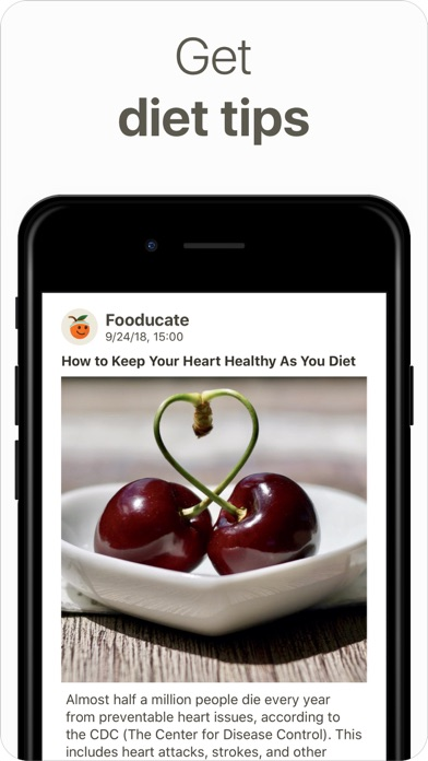 Fooducate - Lose Weight Now! Screenshot 5