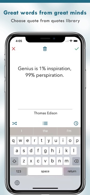 Quotes Creator - Quote Maker on the App Store