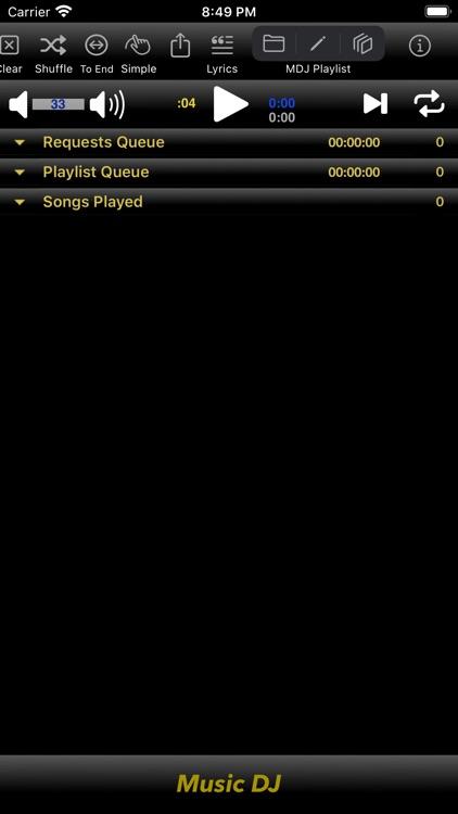 Music DJ screenshot-3