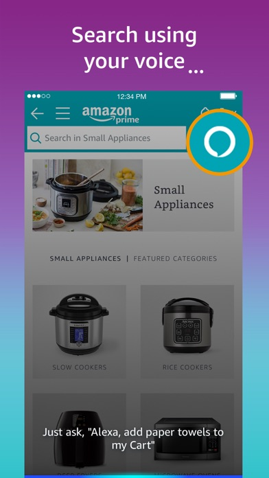 download Amazon - Shopping made easy apps 4