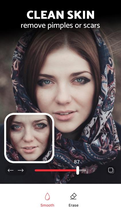 Pixl: Red Eye Remover Editor screenshot-3