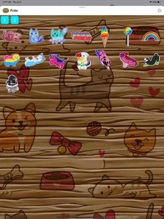 Pride Sticker Pack screenshot 8