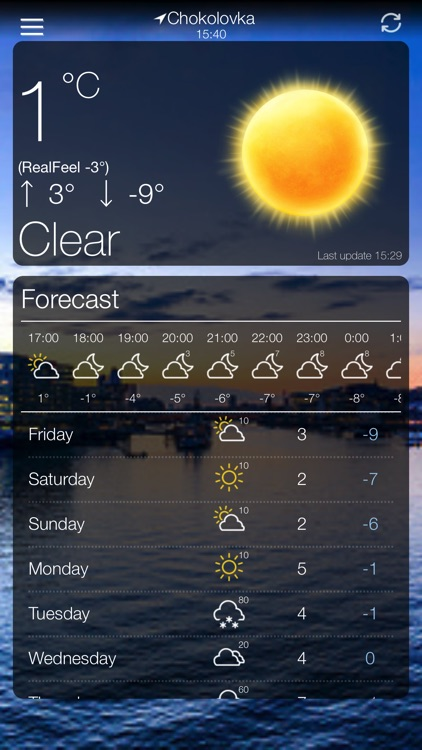 Weather +. screenshot-9