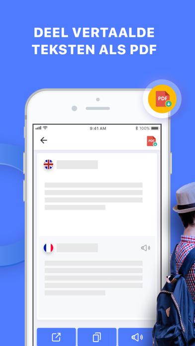 Klik & Vertaal-Triplens iPhone app afbeelding 4