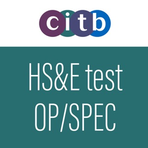 CITB Op/Spec HS&E test 2019 download
