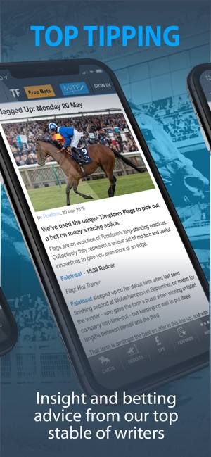 Timeform Horse Racing on the App Store